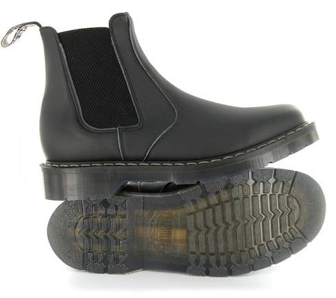 vegetarian shoes chelsea boot at sudo