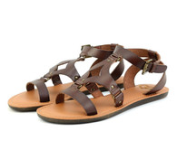 Madeline Delani vegan strapped sandal