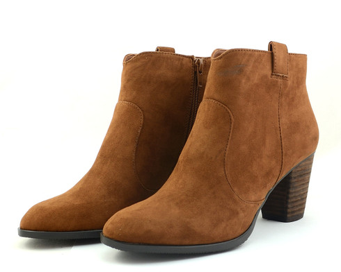 Madeline Alive vegan heeled boot