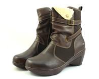 Jambu Sandalwood vegan fleece lined boot