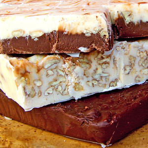 Fudge Slab