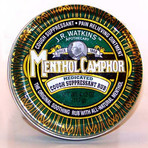 Watkins Menthol Camphor Cough Suppressant Rub