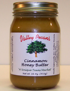 Cinnamon Honey Butter 16oz.