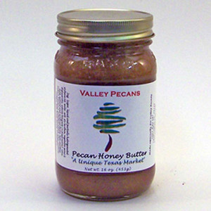 Pecan Honey Butter 16 oz.