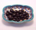 1.5#  Dark Chocolate Almonds