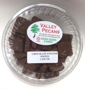Chocolate English Toffee