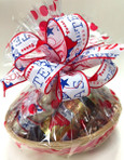 Small Texas Tastes Basket