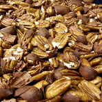 10 lb. Cracked Whole Pecans