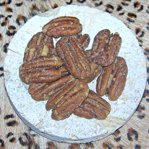 Jalapeno Roasted Pecans