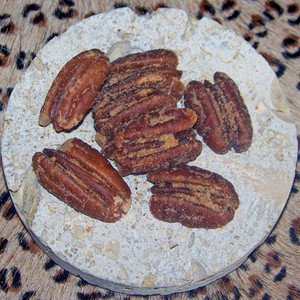 Mesquite Roasted Pecans