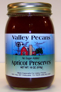 Apricot Preserves No Sugar Added