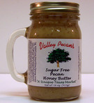 Sugar Free Pecan Honey Butter 16 oz.