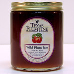 Wild Plum Jam 8 oz. Jar