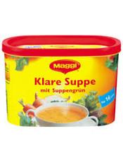 Maggi Klare Suppe mit Suppengrun