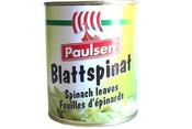 Paulsen Blattspinat spinach leaves