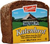 Kasseler Katenbrot Artisan Whole Grain Rye Bread 17.6oz