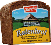 Kasseler Katenbrot Artisan Whole Grain Rye Bread 17.6oz