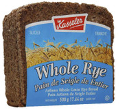 Kasseler Whole Rye Artisan Whole Grain Rye Bread 17.6oz
