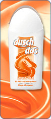 Dusch Das Milk and Silk 250ml