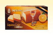 Schlunder Cointreau Liqueur Cake 14oz