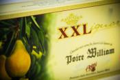 Abtey Poire William XXLiquor - Liquor Filled Premium Dark Chocolate