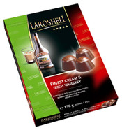 Laroshell Finest Cream and Irish Whiskey Chocolates