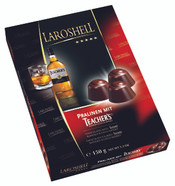 Laroshell Pralinen mit Teacher's Scotch Whisky
