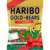 Haribo Gold Bears Christmas Edition