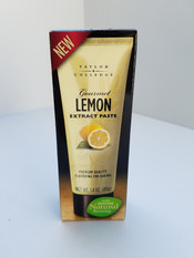 Taylor & Colledge Lemon Extract Paste