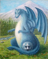Antharus, the Blue Dragon