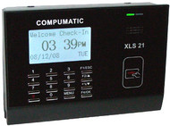 Compumatic XLS 21 Pin Entry Time Clock w/ Ethernet (TCPIP)