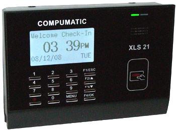Compumatic XLS 21 Pin Entry Time Clock w/ Ethernet (TCPIP)