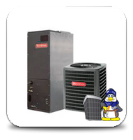 GOODMAN 4 Ton 16 Seer HEAT PUMP Dual Stage *Variable Speed* A/C -Heat Pump Communicating System (DSZC160481 + AVPTC61D14)