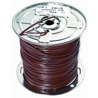 620-18-6 18 Gauge 6 Strand Thermostat Wire - 250' Roll