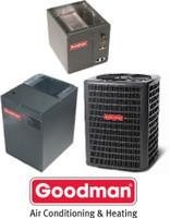 Goodman 5 Ton 16 Seer Heat Pump System GSZ160601+MBVC2000AA-1+CAPF4961 VARIABLE Speed