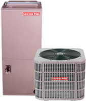 2 Ton American Pride Air Conditioner 14 Seer Split System