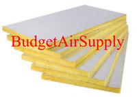 "44 Sheets R4 1"" Fiberglass Ductboard 10'x4'"