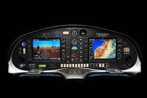 Airplane Instrument Panel : Carbon fiber airplane panels protech composites