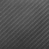 "Matte Carbon Fiber Sample 4""x4""x 1.7mm (102mm x 102mm)"