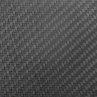 "Matte Carbon Fiber Sheet 48""x48""x 1.7mm (1219mm x1219mm)"