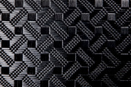 "Track Carbon Fiber Veneer, Gloss - 12"" x 12"" – .5mm"