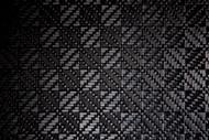 "Checker Carbon Fiber Veneer, Gloss - 12"" x 12"" – .5mm"