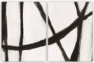 Woven Diptych