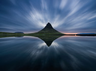 A Night at Kirkjufell