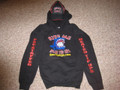 Bite Me Box Tipup Hooded Sweat Shirt with Hat