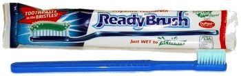 ReadyBrush Prepasted Toothbrush