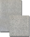 """27850 Tiny Flute Corrugated, """"Granite"""" Tiny corrugated ridges in a soft grey & white on 20"""" x 30"""" sheets of slightly heaver than cardstock paper"""