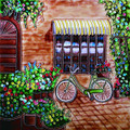 Bike, Green
