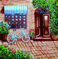 Bike, Blue