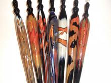 Venetian Glass Pen - Calcedonia